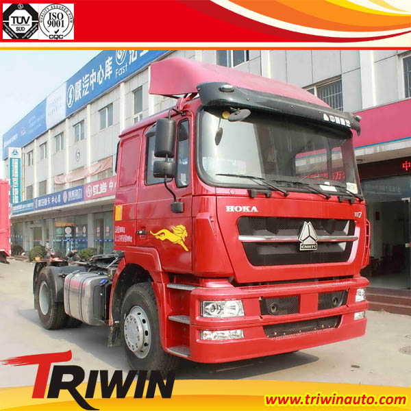 dongfeng d760 6x2 diesel tractor head trucks trailer. Black Bedroom Furniture Sets. Home Design Ideas